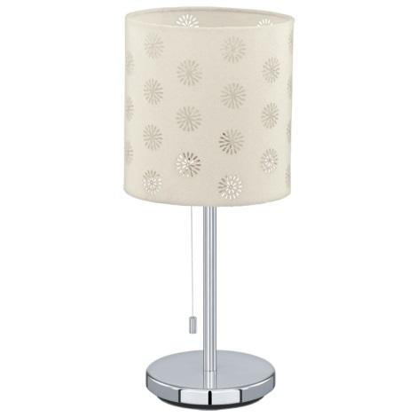 Eglo 91396 - Stolní lampa CHICCO 1 1xE27/60W/230V