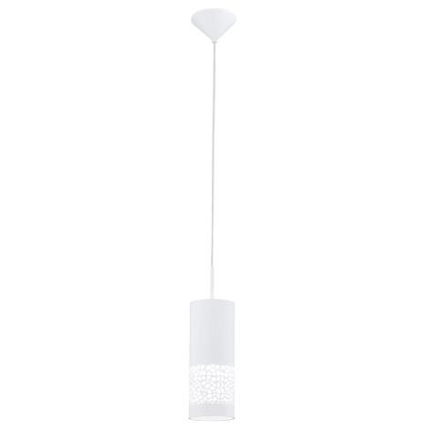 EGLO 91414 - Závěsný lustr CARMELIA 1xE27/60W