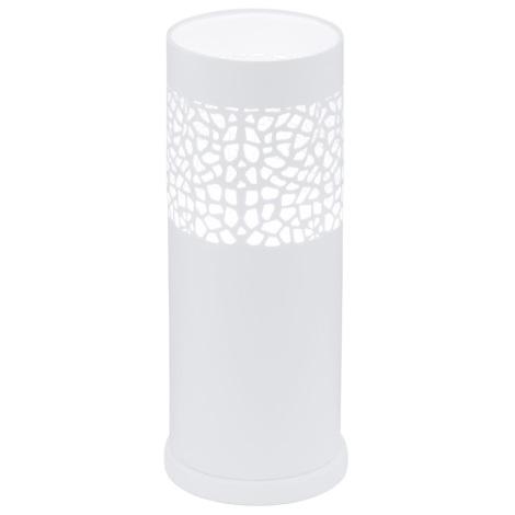 EGLO 91417 - Stolní lampa CARMELIA 1xE27/60W