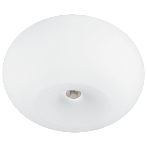 EGLO 91418 - LED Stropní svítidlo GALAXIA 2xE27/18W bílé opálové sklo
