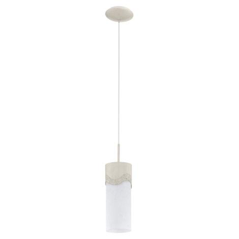 EGLO 91422 - Závěsné svítidlo NABELLA 1xE27/60W