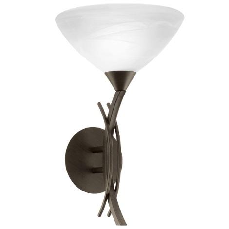 EGLO 91434 - Nástěnné svítidlo VINOVO 1xE27/60W