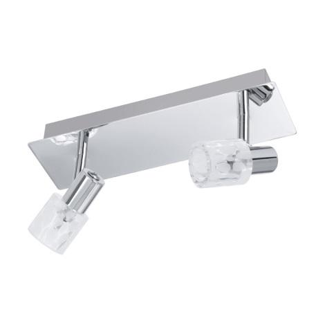 EGLO 91468 - Bodové svítidlo EDINA 2xG4/20W