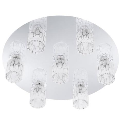 EGLO 91492 - Svítidlo stropní DANELLA 7xG9/25W