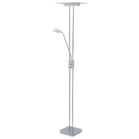 EGLO 91536 - Stmívatelná stojací lampa CAREN 1xR7S/230W + 1xG9/40W