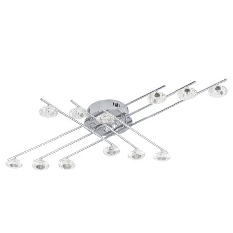 EGLO 91544 - Stropní svítidlo KALINDA 12xG4/20W