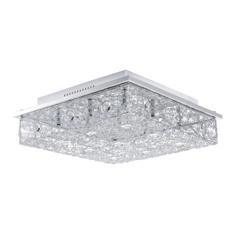 EGLO 91598 - LED Stropní svítidlo STELARIA 2 9xG4/20W + 32xLED/0,06W