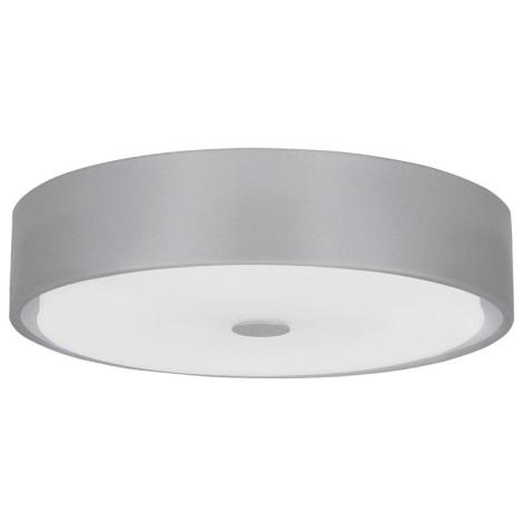 EGLO 91604 - LED stropní svítidlo CORONA 1x2GX13/55W + 1xLED/8,64W