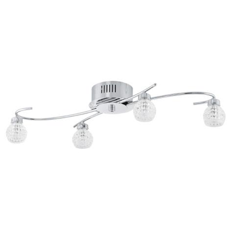EGLO 91631 - Stropní LED svítidlo BAREGA 4xG4/20W;LED 1W