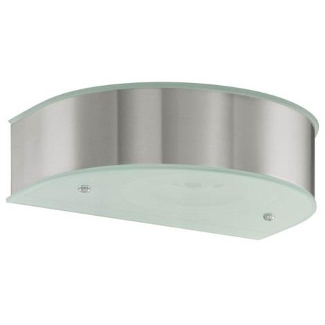 EGLO 91665 - LED Venkovní nástěnné svítidlo NORIKA 2xLED/6W