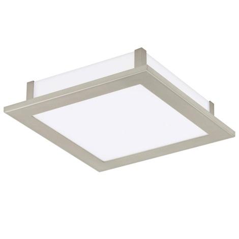 EGLO 91683 - LED Stropní svítidlo LED AURIGA 1xLED/18W matný chrom