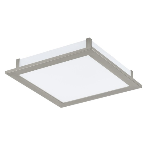 EGLO 91684 - LED Stropní svítidlo LED AURIGA 1xLED/18W matný chrom