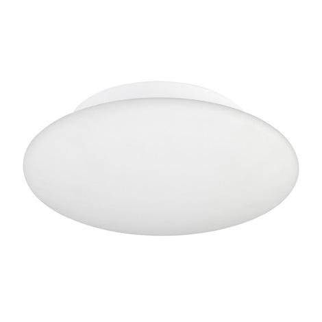 Eglo 91685 - LED koupelnové stropní svítidlo BARI 1 LED/18W/230V bílé opálové sklo