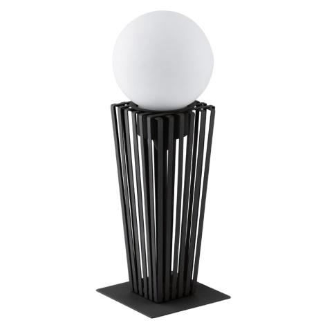 Eglo 91702 - Venkovní lampa KALEO 1xE27/22W/230V opálové sklo