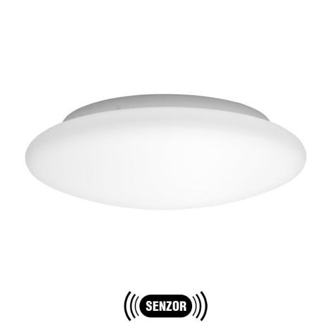 Eglo 91718 - LED svítidlo průměr 350 mm BARI 1xLED/18W/230V se senzorem