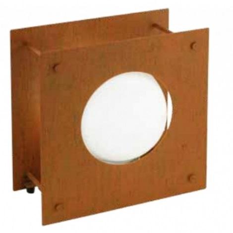 EGLO 91722 - Venkovní lampa HAAKON 1 1xE27/22W