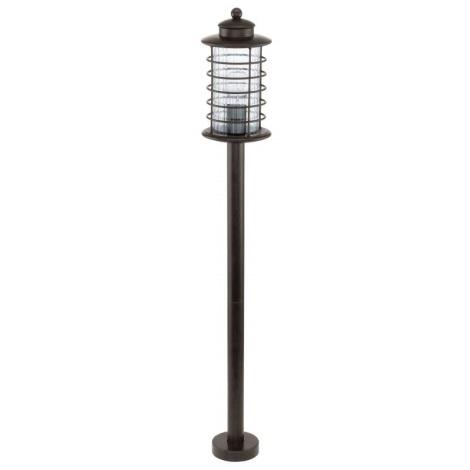 EGLO 91729 - Venkovní lampa NABILA 1xE27/60W antická hnědá