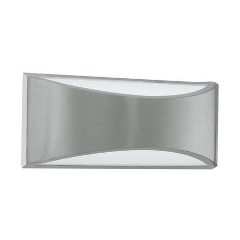 EGLO 91769 - LED Venkovní nástěnné svítidlo VOLPINO 2xLED/6W IP44
