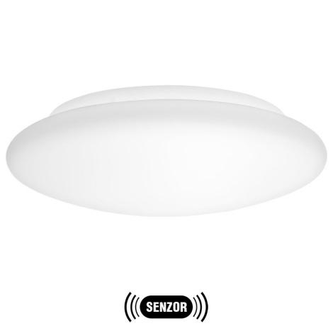 Eglo 91848 - LED koupelnové svítidlo průměr 450 mm LED ELLA 1xLED/18W/230V se senzorem