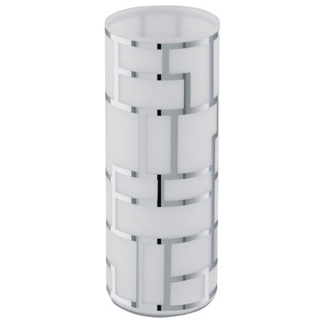 Eglo 91971 - Stolní lampa  BAYMAN E27/60W/230V