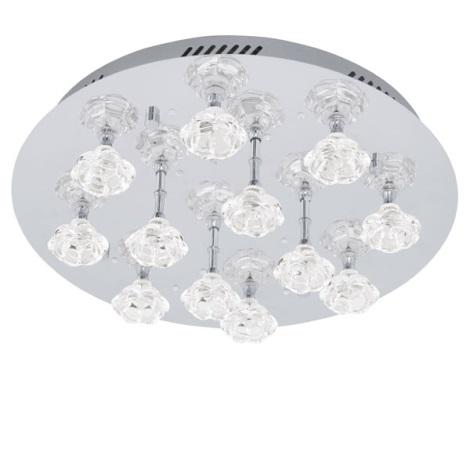 EGLO 91982 - LED stropní svítidlo FELICINO 12xG4/10W + 1,92W LED