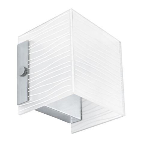 Eglo 91984 - Nástěnné svítidlo ALEA 1 1xG9/33W/230V