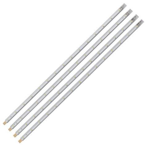 Eglo 92049 - SADA 4x LED pásek STRIPES-SYSTEM 4xLED/1,2W/230V