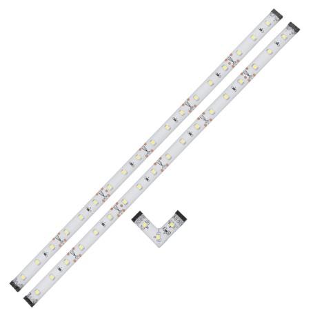 Eglo 92053 - SADA 2x LED pásek FLEX 2xLED/1,44W + 1xLED/0,24W