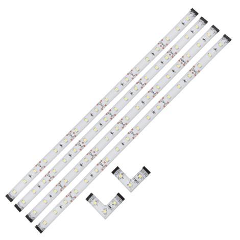Eglo 92055 - SADA 4x LED pásek FLEX 4xLED/1,44W + 2xLED/0,24W