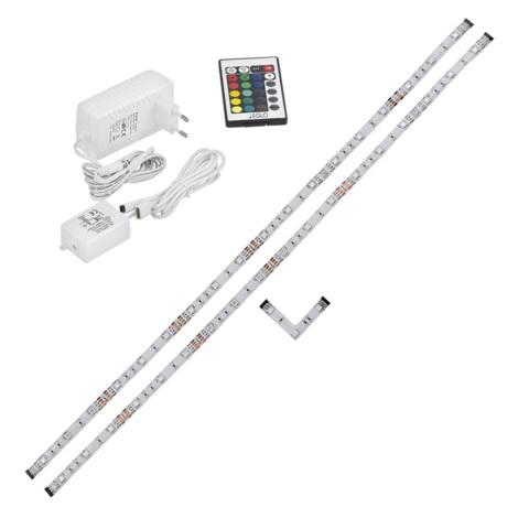 Eglo 92056 - LED Pásek FLEX 2xLED/4,32W/230V