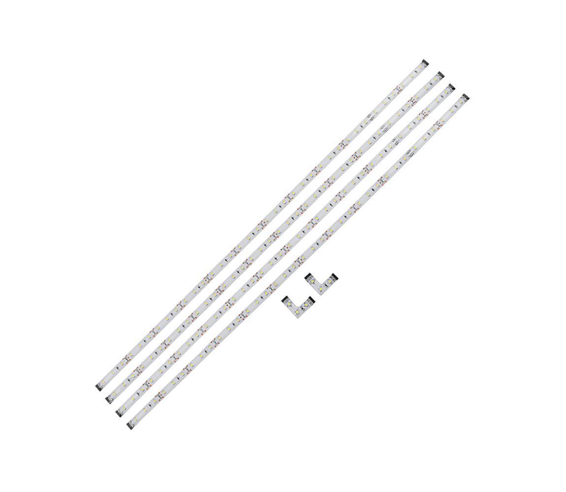Eglo 92059 - SADA 4x LED pásek FLEX 4xLED/2,88W + 2xLED/0,24W EG92059