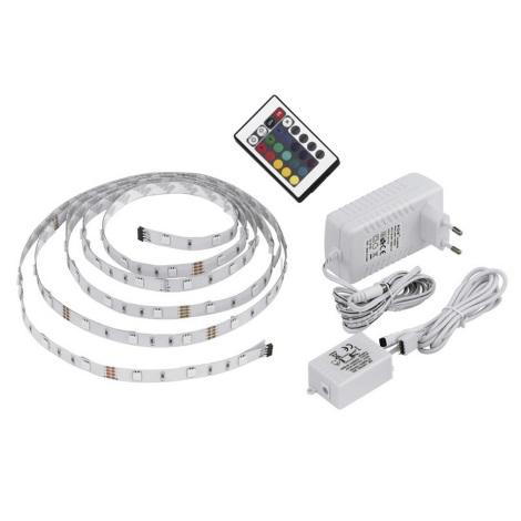 EGLO 92064 - RGB LED pásek 5m LED STRIPES BASIC 1x36W (150 LED)