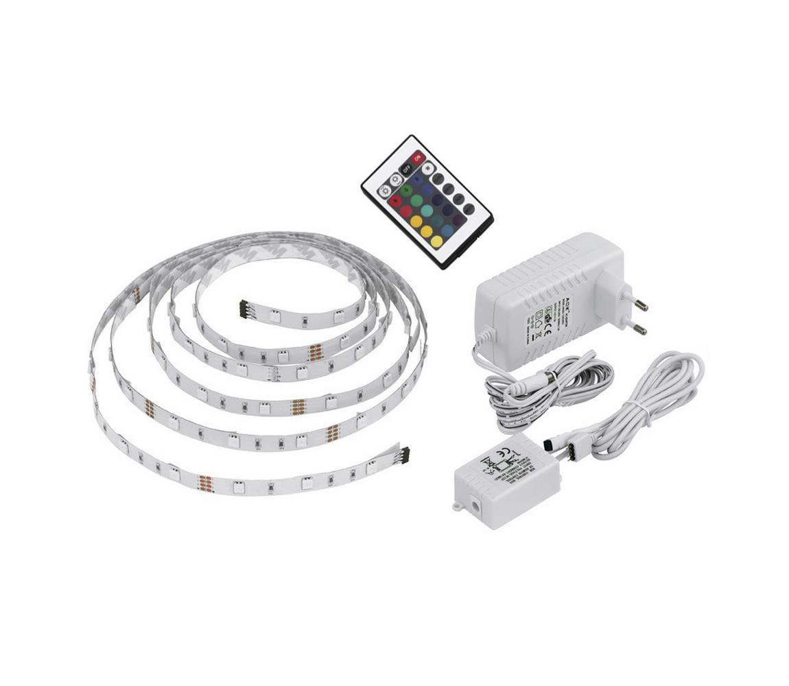 Eglo 92064 - RGB LED pásek 5m LED STRIPES BASIC 1x36W (150 LED) EG92064