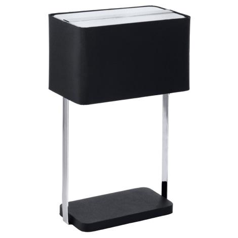 EGLO 92068 - Stolní lampa JAMELA 1xE27/60W