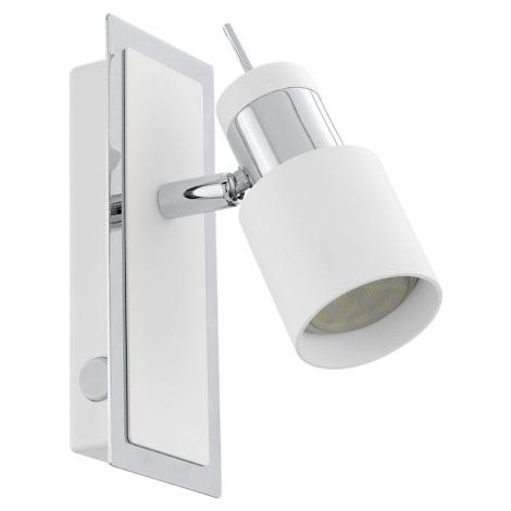 EGLO 92084 - LED Bodové svítidlo DAVIDA 1xGU10/5W LED