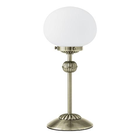 EGLO 92112 - Stolní lampa FERNANDEZ 1xE27/60W/230V