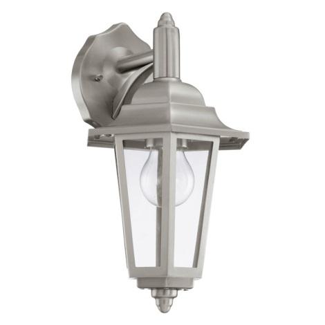 Eglo 92152 - Venkovní nástěnné svítidlo CERVA 1xE27/22W/230V