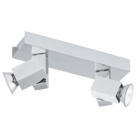 Eglo 92164 - Bodové svítidlo PIANA 2xGU10/40W