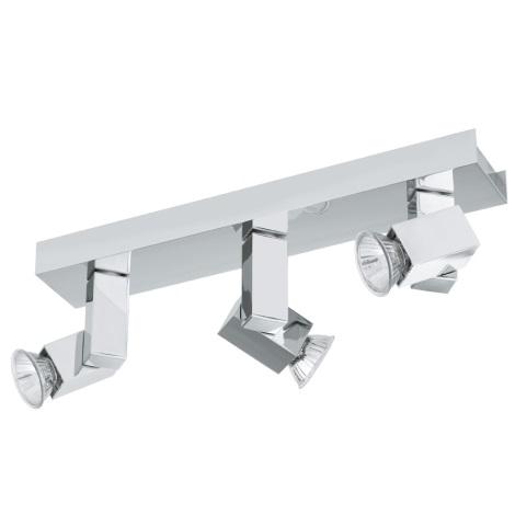 EGLO 92165 - Bodové svítidlo PIANA 3xGU10/40W