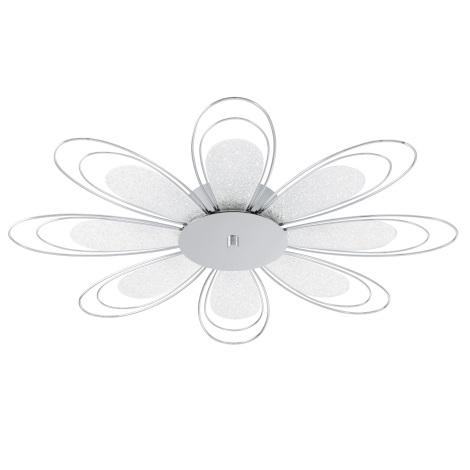 EGLO 92178 - Stropní svítidlo JAMIRO 8xG9/18W/230V