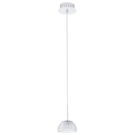 EGLO 92217 - LED Lustr FROSSINI 1xLED/6W