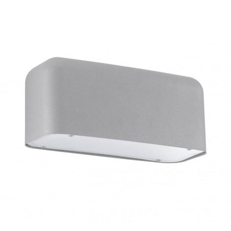 EGLO 92338 - LED Venkovní nástěnné svítidlo AVESIA 1xGU10/2,5W LED