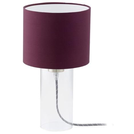 EGLO 92516 - Stolní lampa ALVI 1xE27/60W
