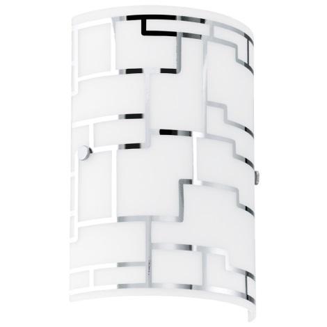 Eglo 92564 - Nástěnné svítidlo BAYMAN E14/42W