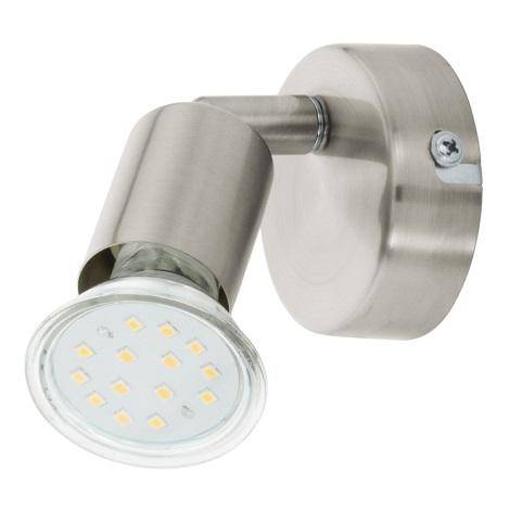 Eglo 92595 - LED bodové svítidlo BUZZ-LED 1xGU10/2,5/230V