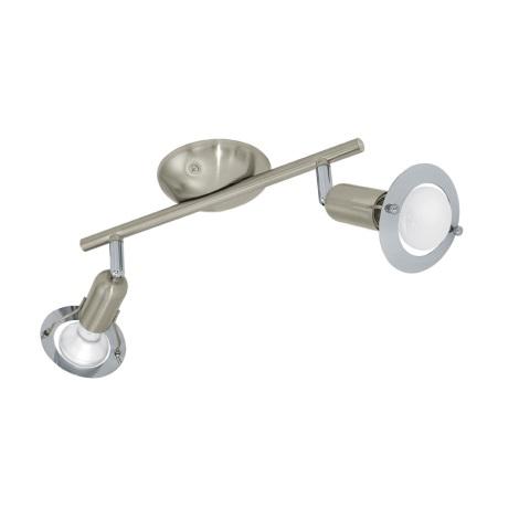 EGLO 92628 - Bodové svítidlo DARWIN 1 2xE14/40W