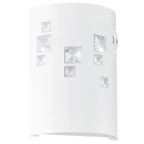 Eglo 92659 - PIGARO Nástěnné svítidlo 1xE14/60W/230V