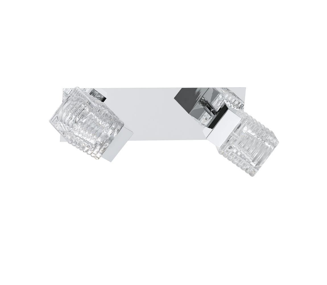 Eglo 92663 - LED světlo QUARTO 2xLED/4,5W/230V EG92663