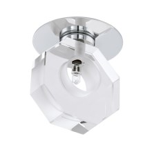 EGLO 92677 - Downlight TORTOLI 1xG4/20W