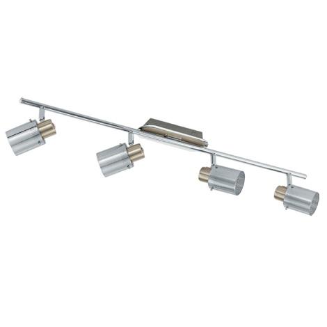 Eglo 92768 - Bodové svítidlo TAROLO 1 4xG9/33W/230V